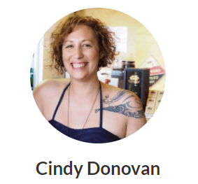 Cindy Donovan - Cinch Tweet Review